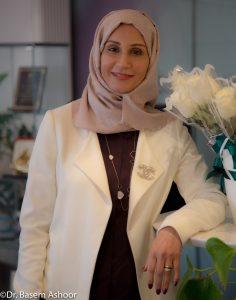 Dr. Layla Ashoor profile image