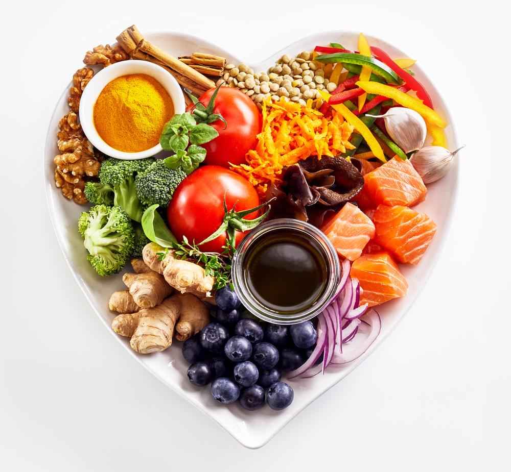 food healthy skin