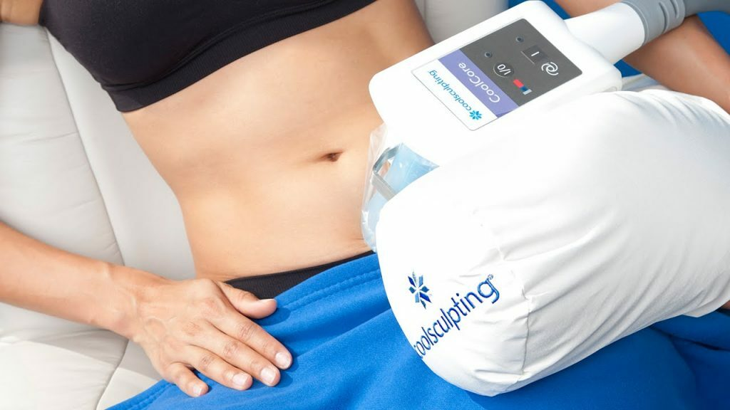 coolsculpting non-surgical fat reduction